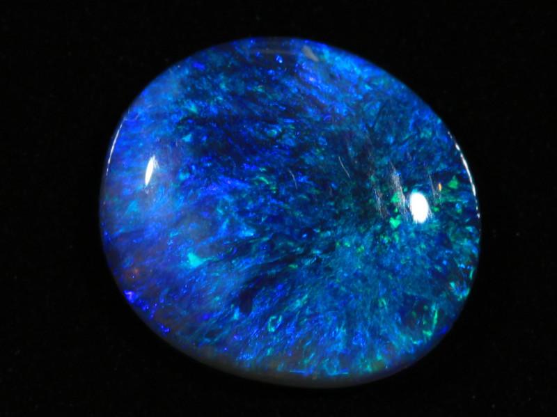 1.00ct -THE DEEP BLUE SEA- Lightning Ridge Opal [21013]