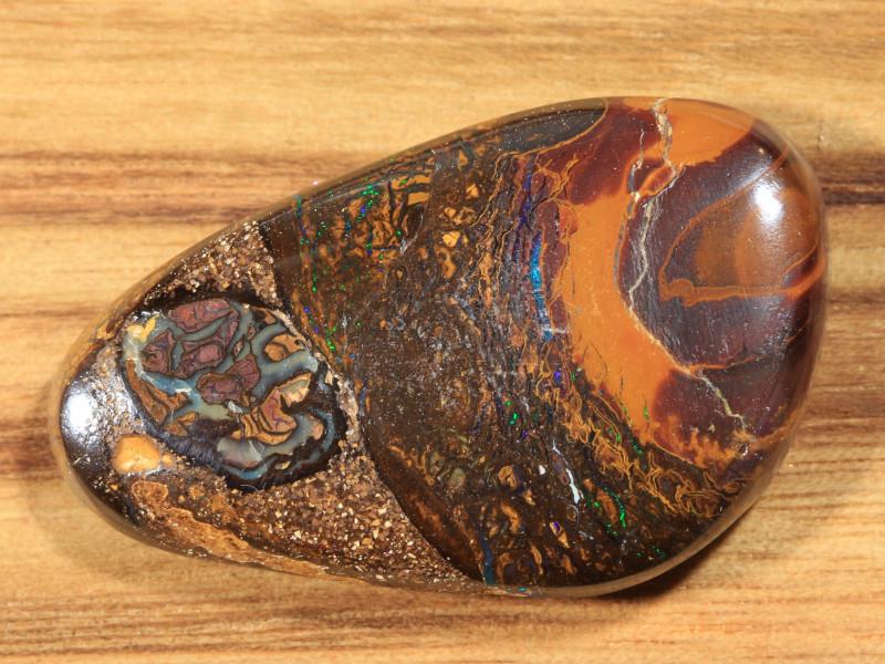 47.15ct  -THE FLYING MONK- Koroit Boulder Opal [21050]