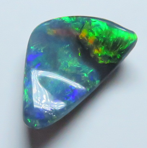 1.70c t Lightning Ridge Black Opal stone