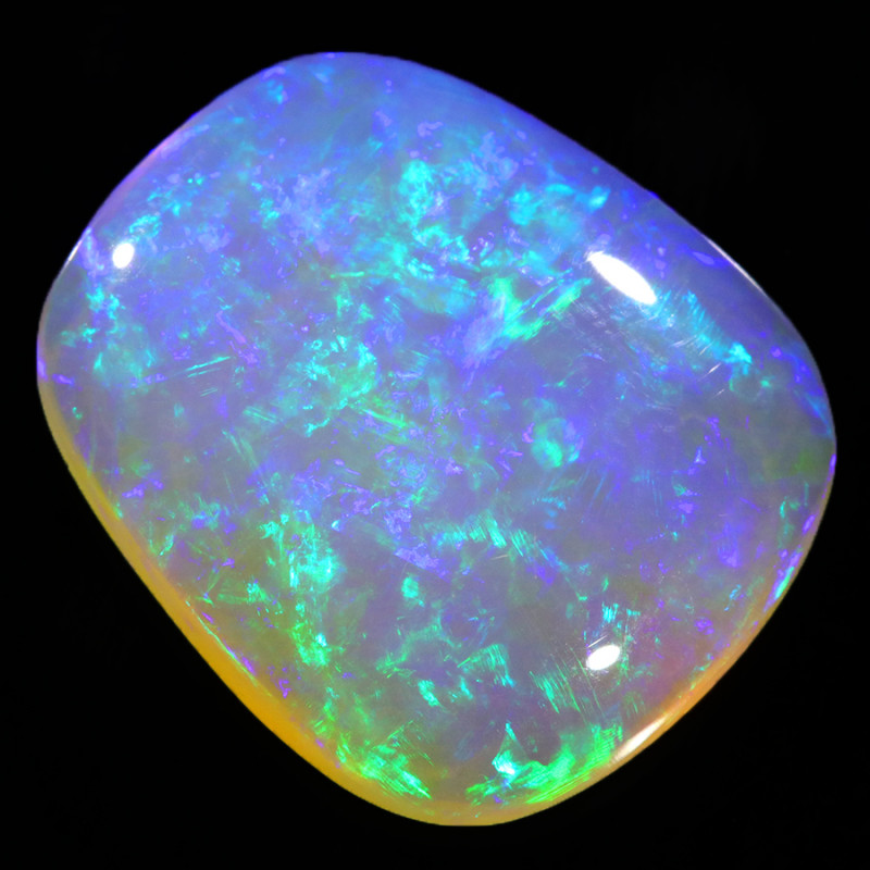 CRYSTAL NATURAL PIPE OPAL S1081