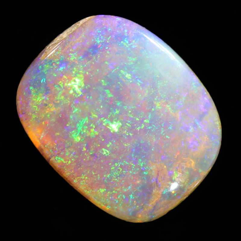 2.80 CTS CRYSTAL NATURAL PIPE OPAL S1091