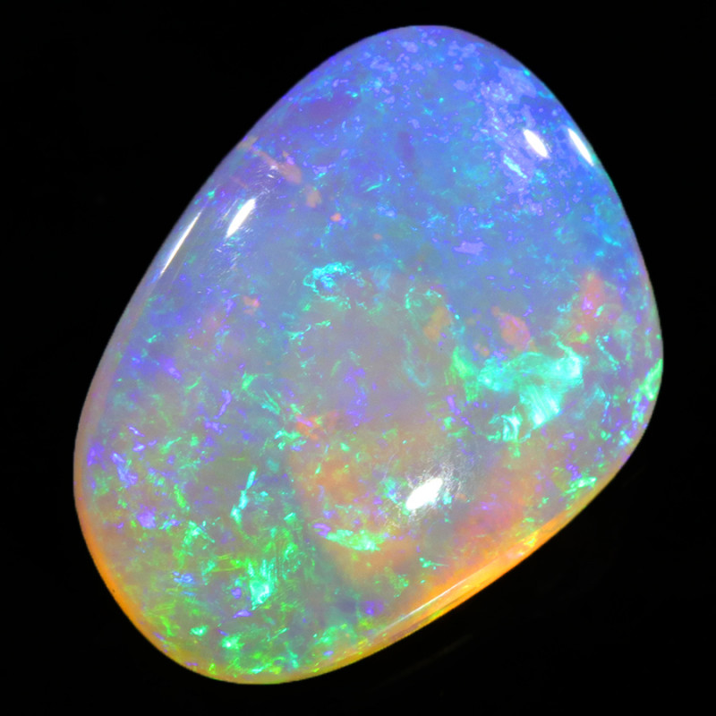 4.0cts CRYSTAL NATURAL PIPE OPAL S1097