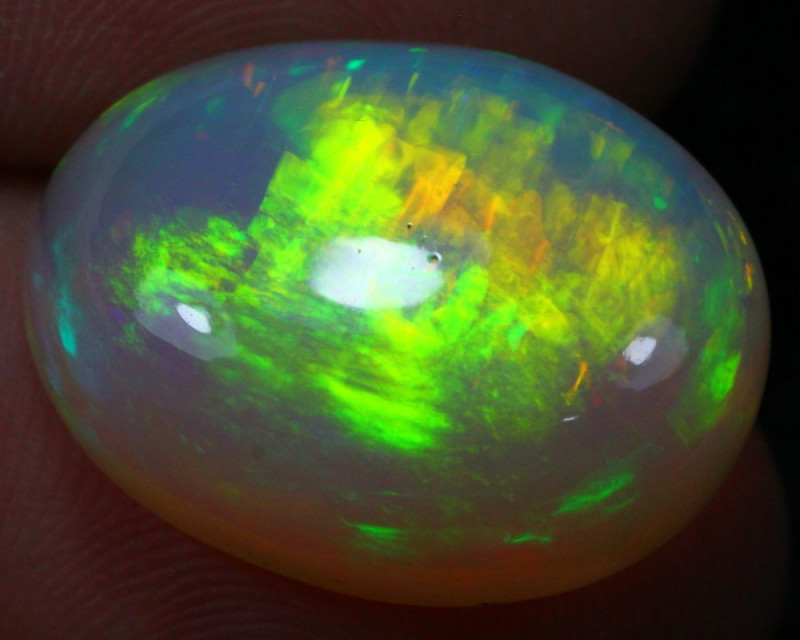 10.39cts Natural Ethiopian BIG SIZE Welo Opal FH34