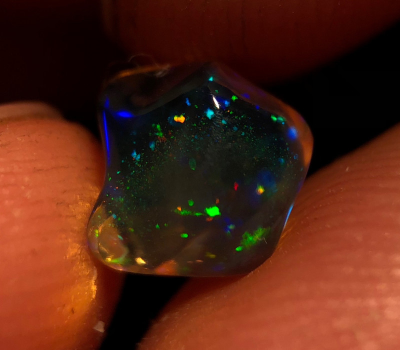 Pinfire - Mexican 1.7ct Crystal Opal (OM)