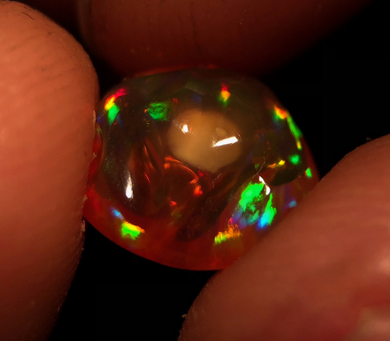 TOP Mexican 2.7ct Crystal Opal (OM)