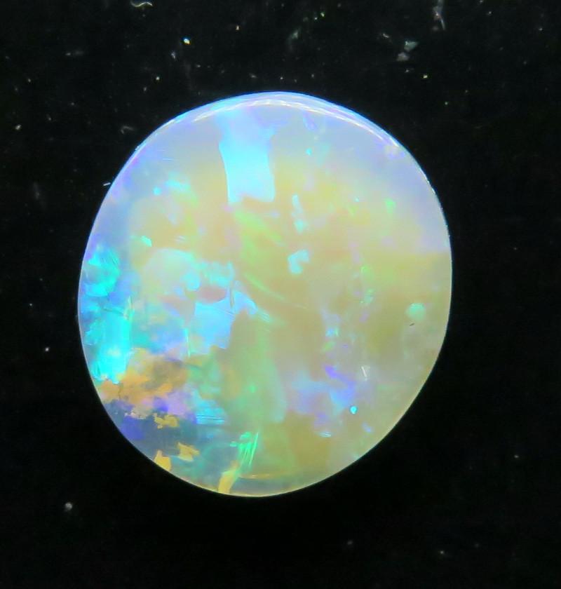 1.65ct Lightning Ridge Crystal Opal stone