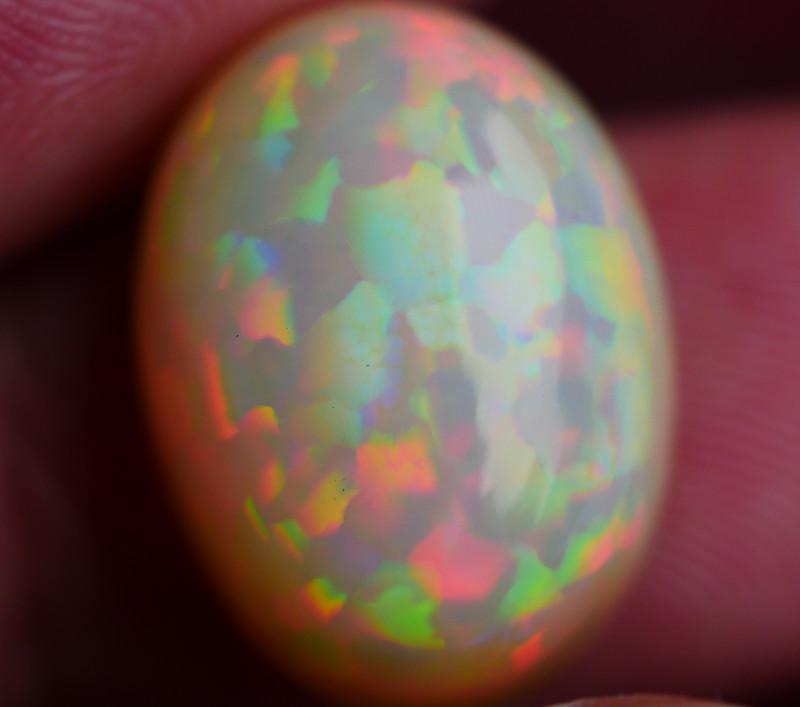 8.20 CRT VERY STUNNING 3D RAINBOW PRISM PATTERN WELO OPAL*39