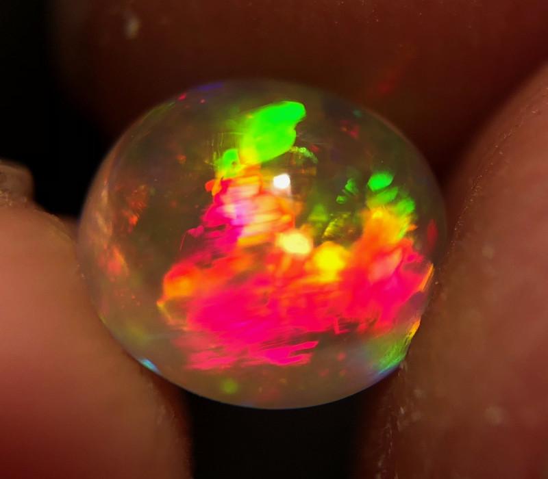 ++ Brilliant Mexican 1.1ct Crystal Opal (OM)