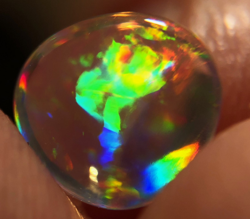 ++ Contraluz - Mexican 1.2ct Crystal Opal (OM)