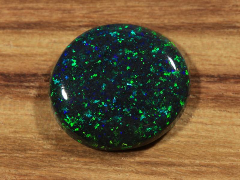 3.40ct -I'M SPINNIN' AROUND...-Andamooka Matrix opal [21266]