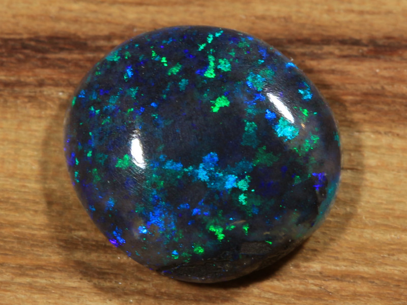 1.80ct -IT TAKES TWO...-Andamooka Matrix opal [21272]