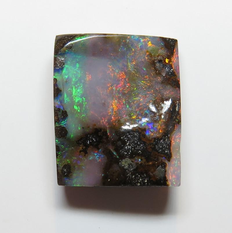 6.46ct Queensland Boulder Opal Stone