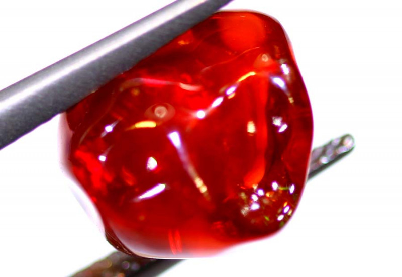 5.3 CTS MEXICAN FIRE OPAL STONE   FOB-1870