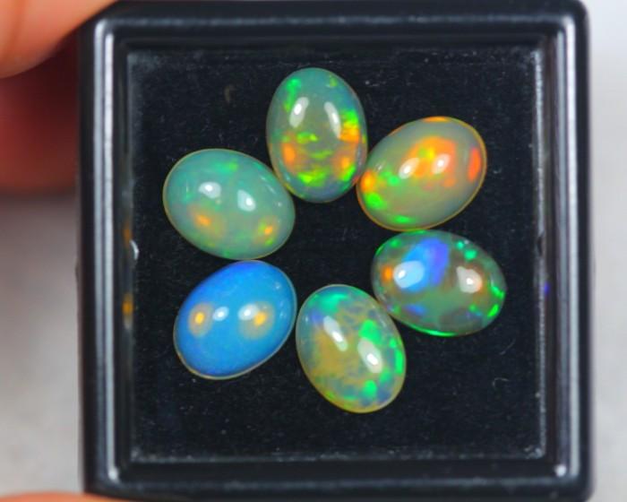3.90Ct Natural Ethiopian Welo Opal Lot JA856