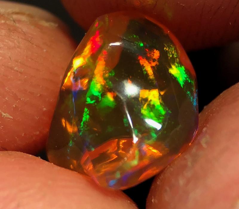 Brilliant Mexican 3.485ct Crystal Opal (OM)