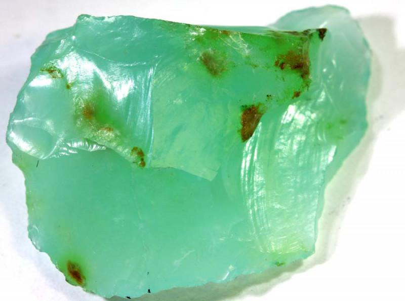 14.2  CTS GREEN OPAL ROUGH TANZANIA    DT-3129