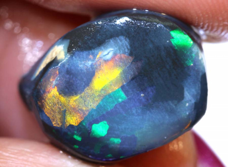 12.45-CTS   BLACK OPAL NOBBY ROUGH  DT-8048