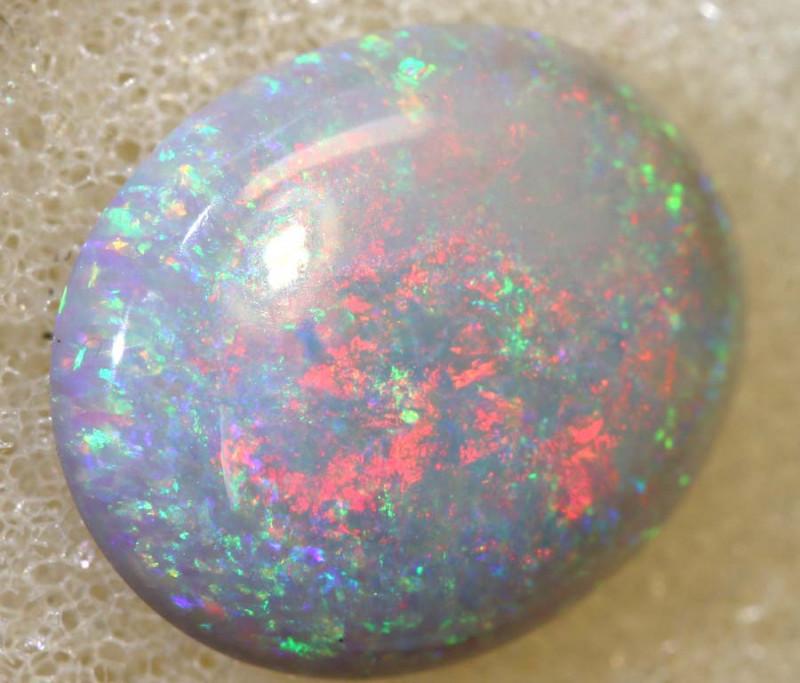 2.10-  Cts- Mintabie Opal Stone  TBO-9093