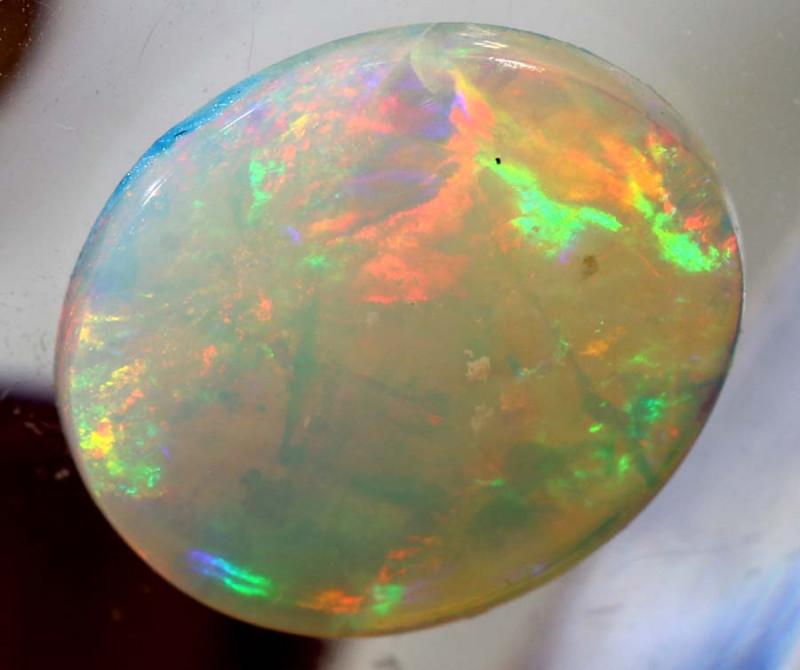 2.90-  Cts- Mintabie Opal Stone  TBO-9099