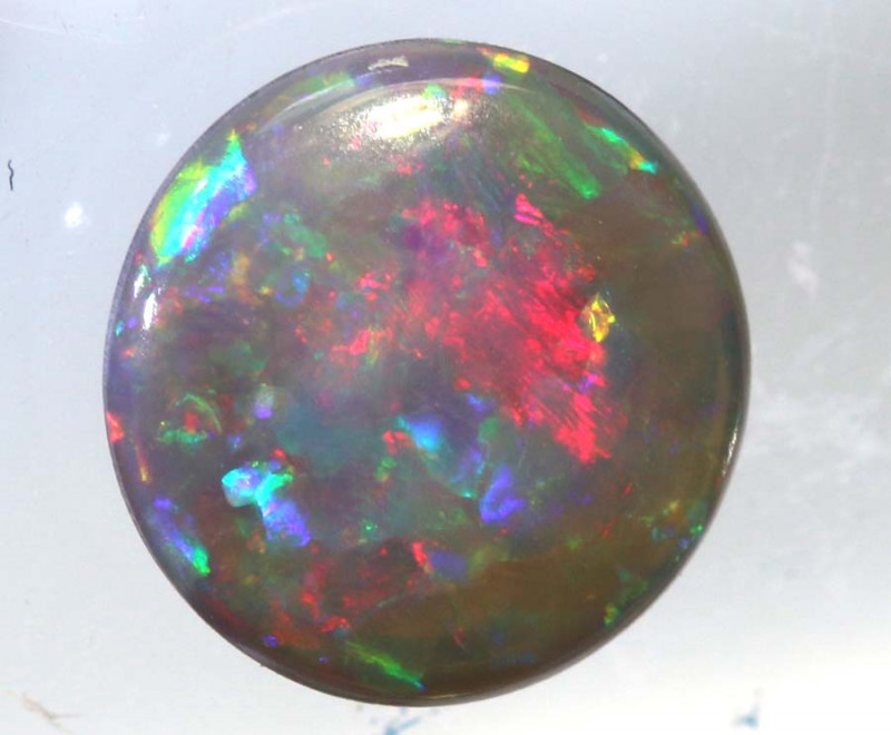 1.20-  Cts- Mintabie Opal Stone  TBO-9100