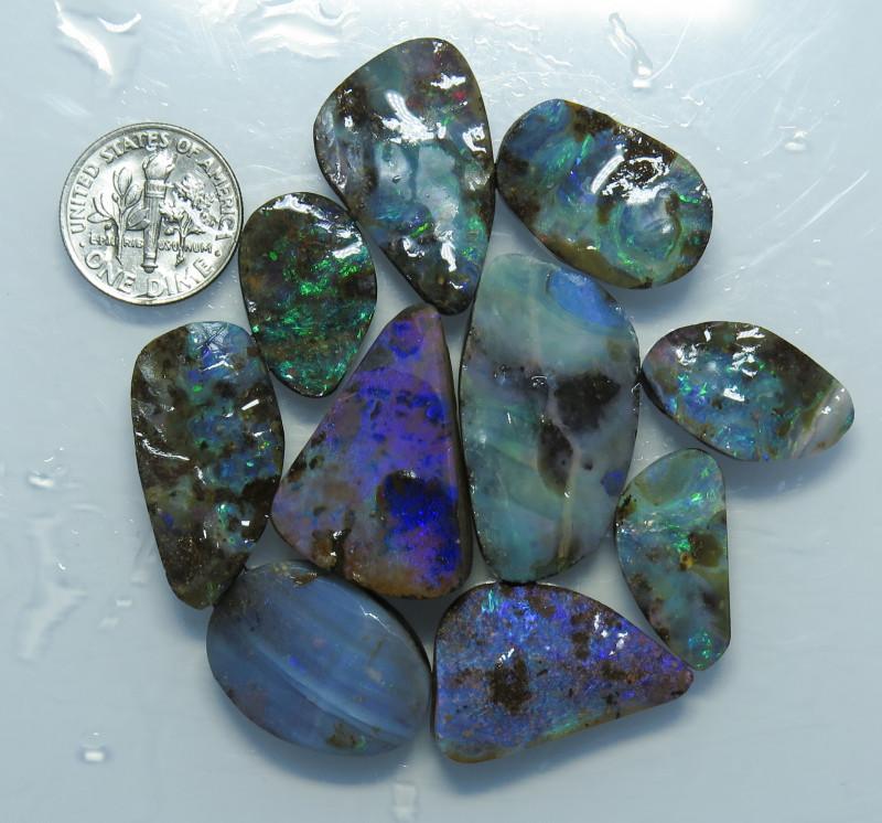 180ct Queensland Boulder Opal Rub/Rough Stone
