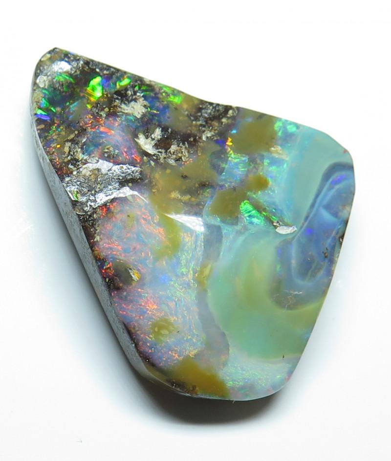 20.46ct Queensland Boulder Opal Stone