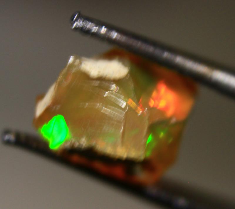 NR   Ct.  1.40  ST205  Rough Ethiopian Wello Opal  -   Gem Grade