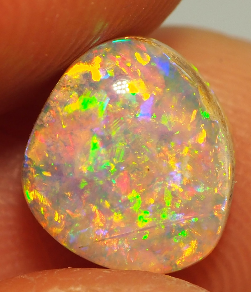 1.70CT PIPE WOOD REPLACEMENT BOULDER OPAL RE679