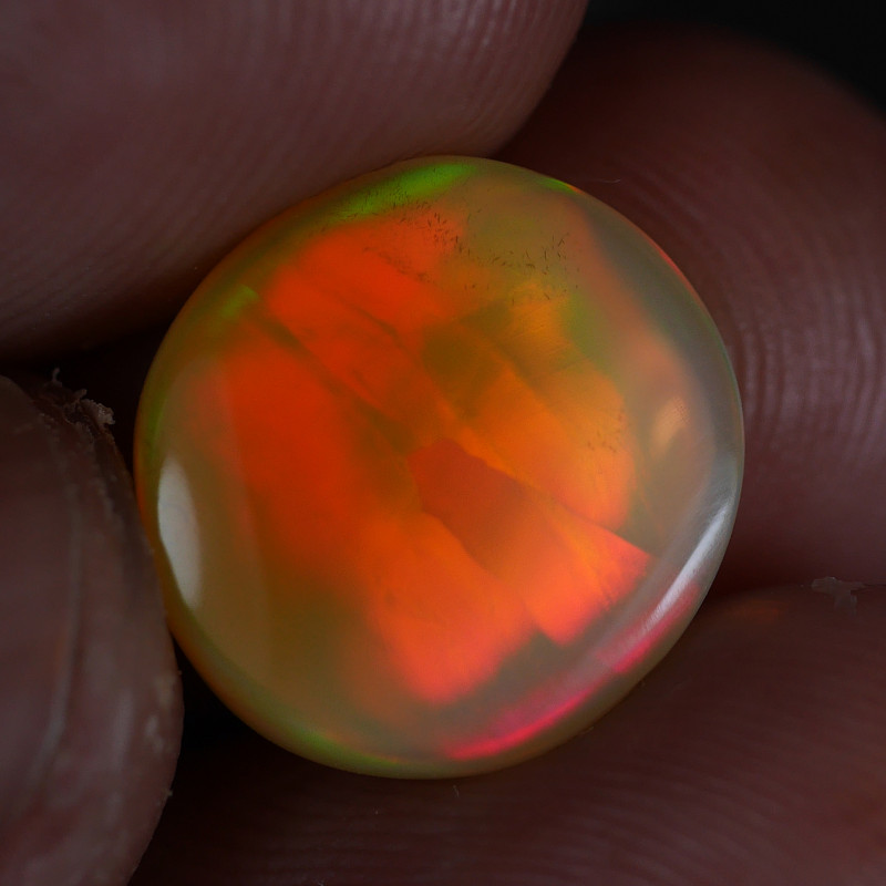 4.20 Ct Cell Patchwork Welo Opal*