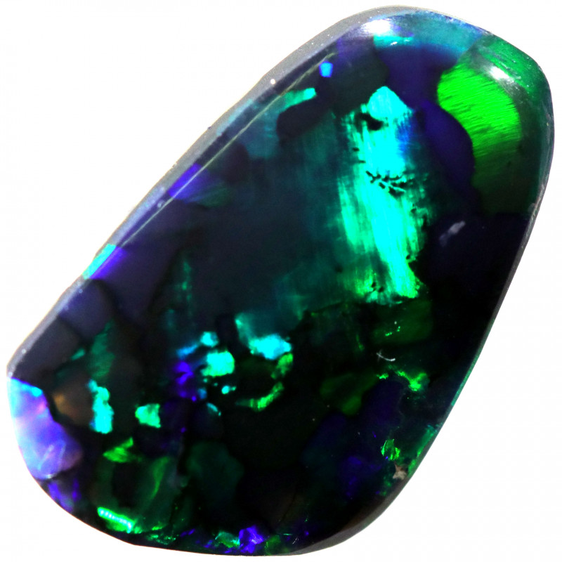 1.95 CTS BLACK OPAL STONE -LIGHTNING RIDGE- [LRO594]