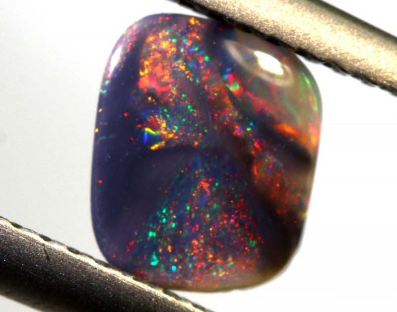 N4-0.40CTS  BLACK  OPAL STONE POLISHED TBO-9151