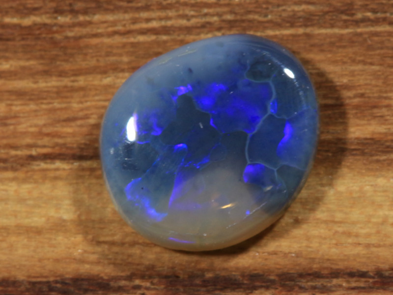 1.15ct -BLUE REMINDS ME OF YOU- Lightning Ridge Opal [21670]