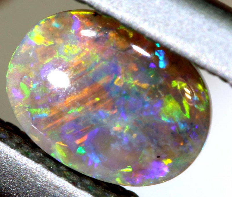 0.50-CTS  CRYSTAL OPALS  POLISHED  STONE TBO-9163