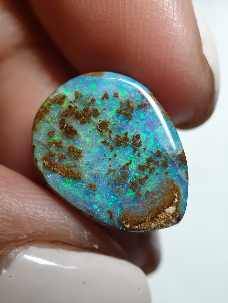6.25 cts Boulder Pipe Crystal Opal B106