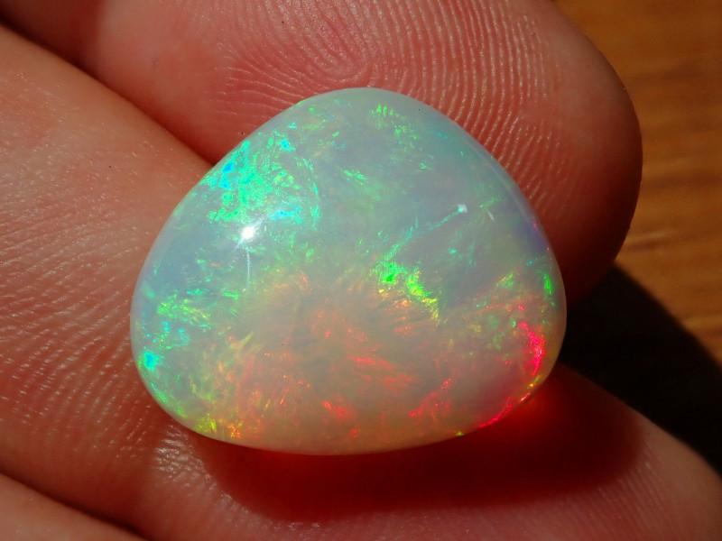 7.09ct. Blazing Welo Solid Opal