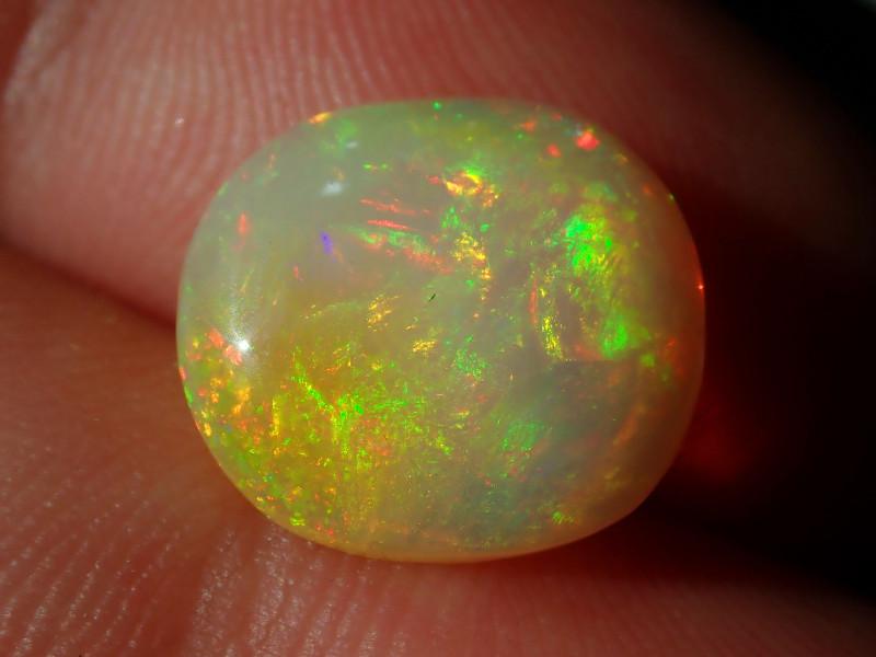3.23ct. Blazing Welo Solid Opal