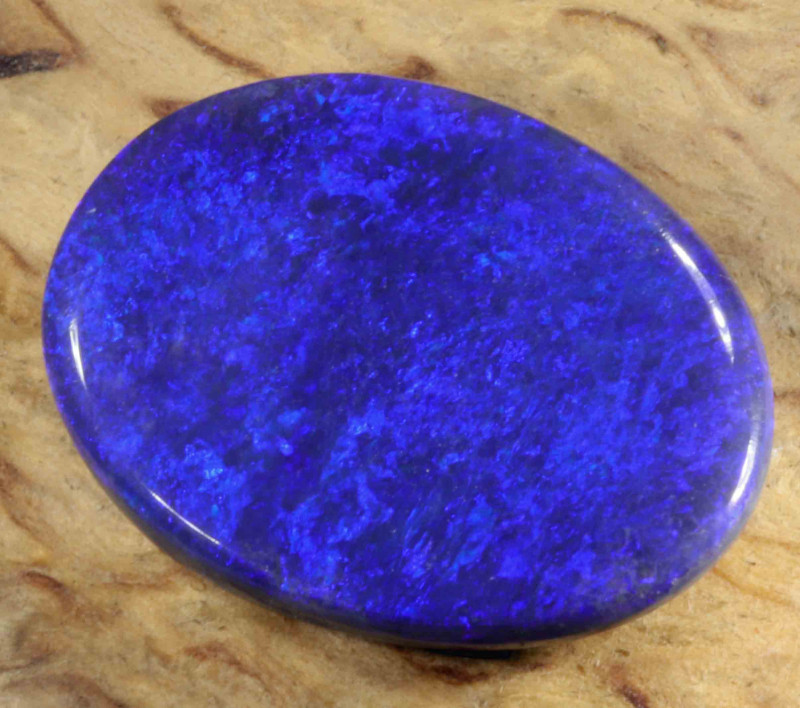 10.75 CTS  BLACK OPAL FROM LR -