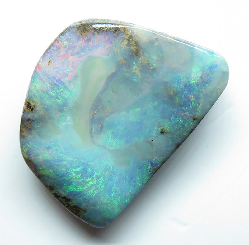 18.11ct Queensland Boulder Opal Stone