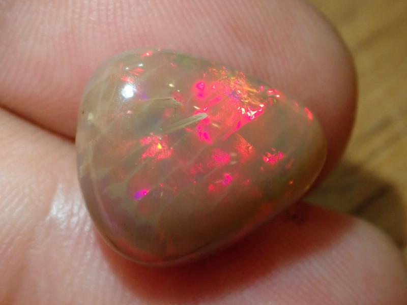 5.39ct. Blazing Welo Solid Opal