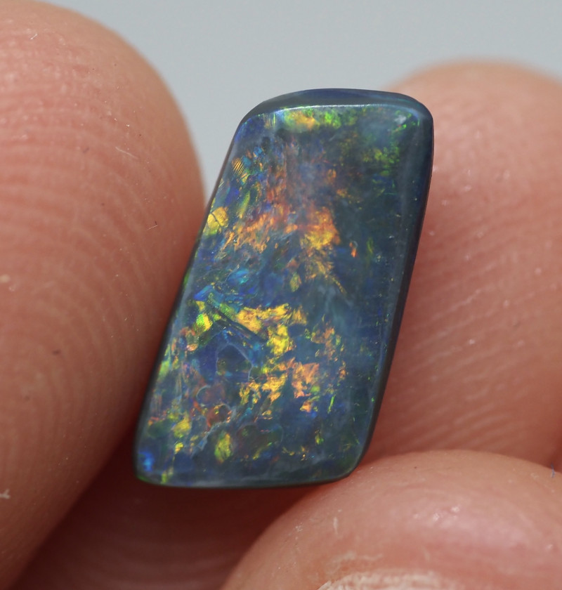 1.43 Black Opal  Lightning Ridge