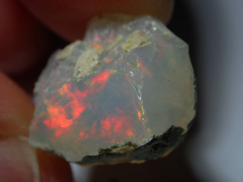7.58ct. Cutting Rough Opal / Ethiopian Solid Material