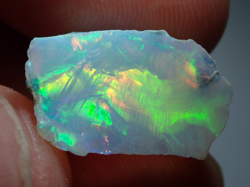 7.5ct. Cutting Rough Opal / Ethiopian Solid Material