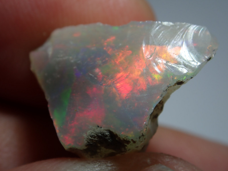 10ct. Cutting Rough Opal / Ethiopian Solid Material