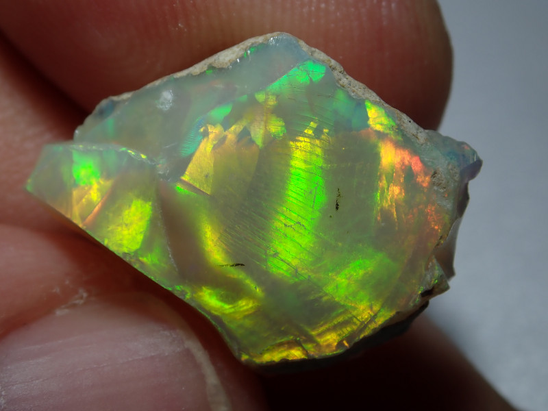 7ct. Cutting Rough Opal / Ethiopian Solid Material