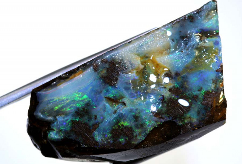 65.25 CTS -BOULDER OPAL ROUGH  DT-3550