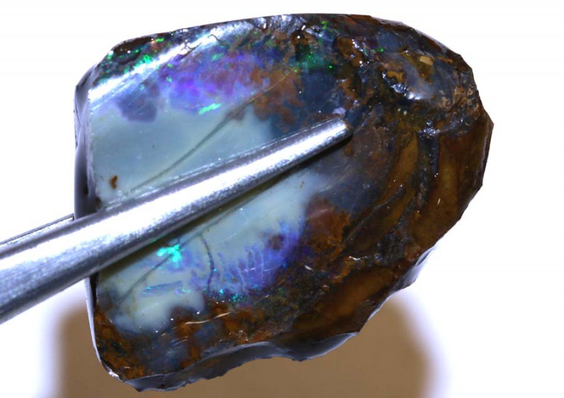 23.50 CTS -BOULDER OPAL ROUGH   DT-3599