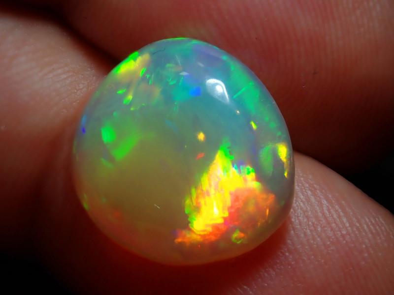 4.93ct. Blazing Welo Solid Opal