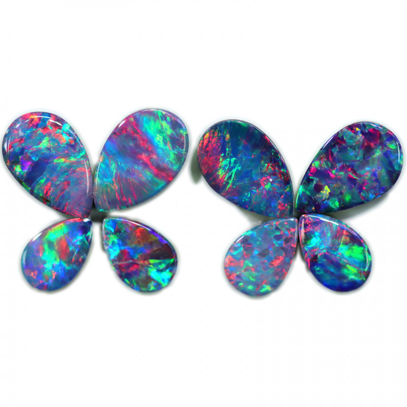 2.81 CTS  OPAL DOUBLET  PARCEL CALIBRATED[SEDA2297]