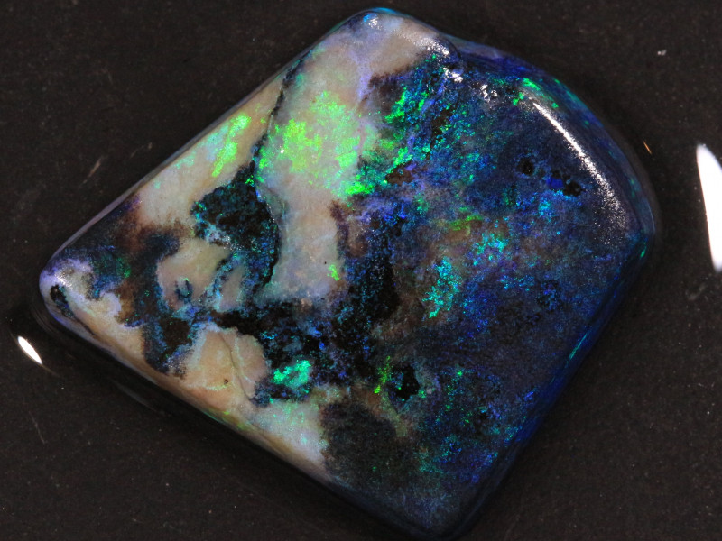 17.60ct  -3#  -  Andamooka Matrix Opal Rough-Treated [22166]
