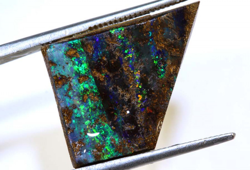 28.25 CTS-GEM QUALITY BOULDER OPAL ROUGH   DT-4648
